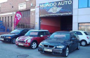 instalaciones Mundo Auto Segovia