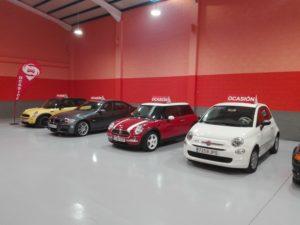 Interior Vehiculos Ocasion